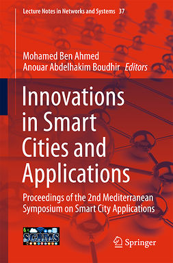 Ahmed, Mohamed Ben - Innovations in Smart Cities and Applications, e-kirja