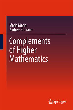 Marin, Marin - Complements of Higher Mathematics, ebook