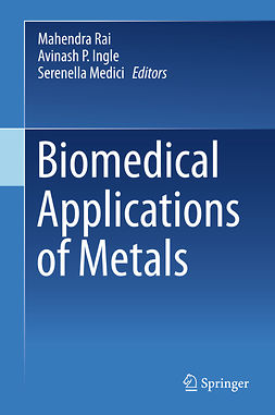 Ingle, Avinash P. - Biomedical Applications of Metals, ebook