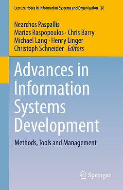 Barry, Chris - Advances in Information Systems Development, ebook