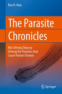 Kwa, Boo H. - The Parasite Chronicles, e-kirja