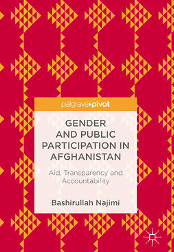 Najimi, Bashirullah - Gender and Public Participation in Afghanistan, ebook