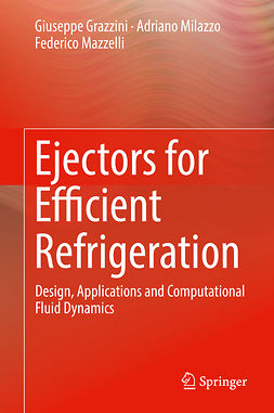 Grazzini, Giuseppe - Ejectors for Efficient Refrigeration, ebook