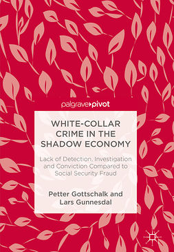 Gottschalk, Petter - White-Collar Crime in the Shadow Economy, ebook