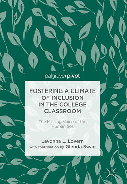 Lovern, Lavonna L. - Fostering a Climate of Inclusion in the College Classroom, e-kirja