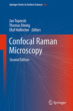 Dieing, Thomas - Confocal Raman Microscopy, ebook