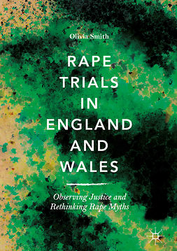 Smith, Olivia - Rape Trials in England and Wales, e-bok