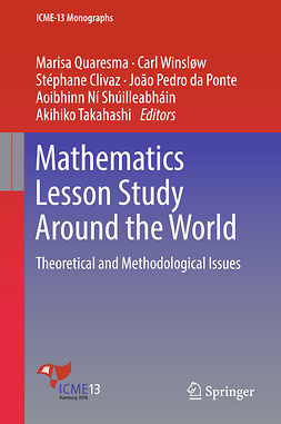 Clivaz, Stéphane - Mathematics Lesson Study Around the World, ebook