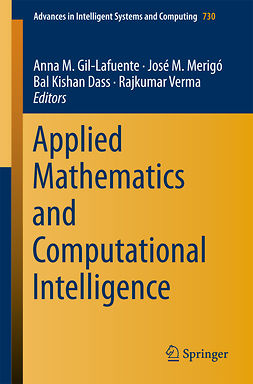 Dass, Bal Kishan - Applied Mathematics and Computational Intelligence, ebook