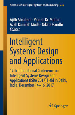 Abraham, Ajith - Intelligent Systems Design and Applications, ebook