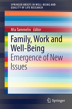 Tammelin, Mia - Family, Work and Well-Being, e-kirja