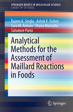 Ameen, Sara M. - Analytical Methods for the Assessment of Maillard Reactions in Foods, ebook
