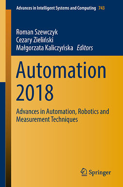 Kaliczyńska, Małgorzata - Automation 2018, e-bok