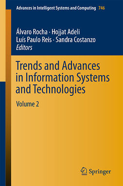 Adeli, Hojjat - Trends and Advances in Information Systems and Technologies, e-bok