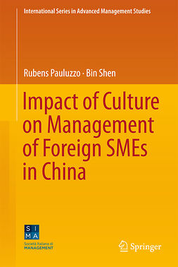 Pauluzzo, Rubens - Impact of Culture on Management of Foreign SMEs in China, ebook