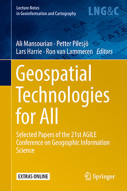 Harrie, Lars - Geospatial Technologies for All, ebook