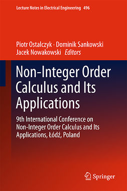 Nowakowski, Jacek - Non-Integer Order Calculus and its Applications, ebook