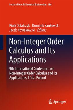 Nowakowski, Jacek - Non-Integer Order Calculus and its Applications, ebook