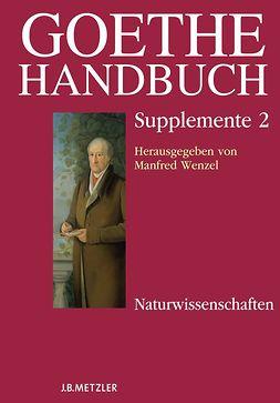 Wenzel, Manfred - Goethe Handbuch, ebook