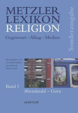 Auffarth, Christoph - Metzler Lexikon Religion, ebook