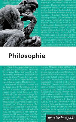 Prechtl, Peter - Philosophie, ebook