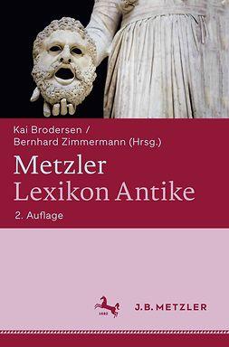 Brodersen, Kai - Metzler Lexikon Antike, ebook