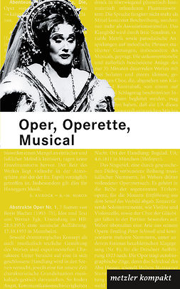 Becker, Heinz - Oper, Operette, Musical, ebook