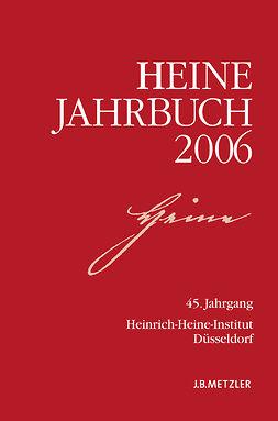 Kruse, Joseph A. - Heine-Jahrbuch 2006, ebook