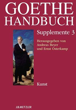 Beyer, Andreas - Goethe Handbuch, ebook