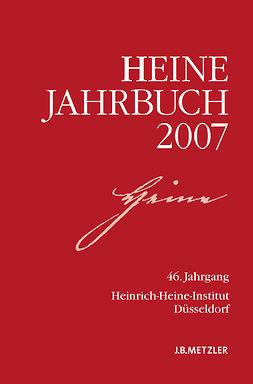 Kruse, Joseph A. - Heine-Jahrbuch 2007, ebook