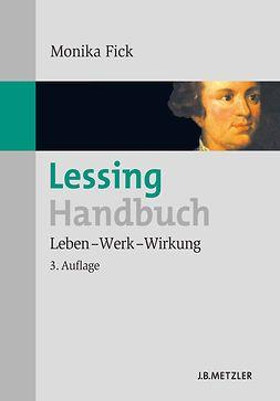 Fick, Monika - Lessing-Handbuch, e-bok