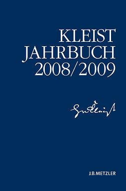 Blamberger, Günter - Kleist-Jahrbuch 2008/09, ebook