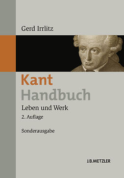 Irrlitz, Gerd - Kant-Handbuch, ebook