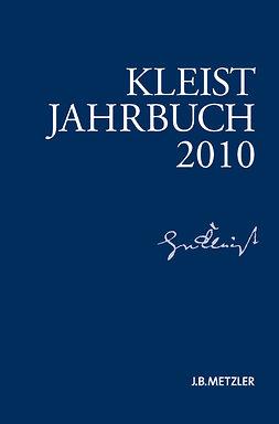 Blamberger, Günter - Kleist-Jahrbuch 2010, ebook