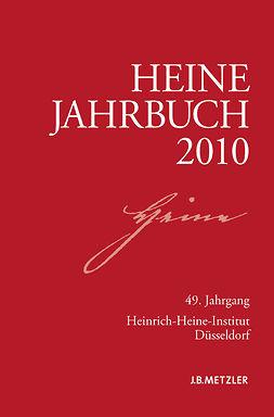 Brenner-Wilczek, Sabine - Heine-Jahrbuch 2010, ebook