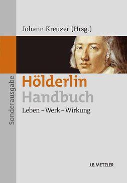 Kreuzer, Johann - Hölderlin-Handbuch, ebook