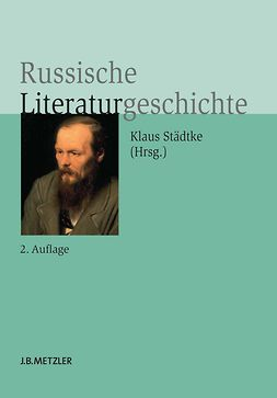 Engel, Christine - Russische Literaturgeschichte, ebook