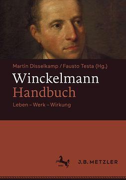 Disselkamp, Martin - Winckelmann-Handbuch, ebook