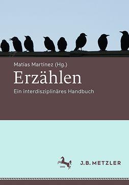 Martínez, Matías - Erzählen, ebook