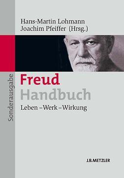 Lohmann, Hans-Martin - Freud-Handbuch, e-kirja
