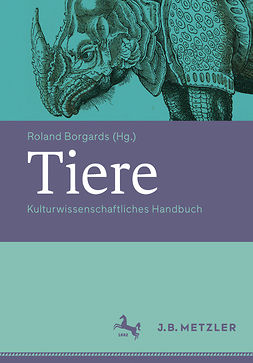 Borgards, Roland - Tiere, ebook