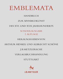 Henkel, Arthur - Emblemata, ebook