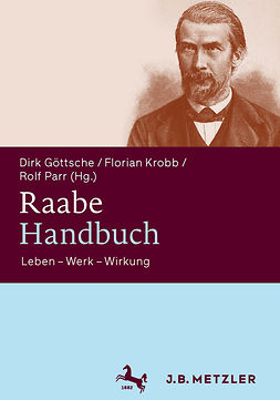 Göttsche, Dirk - Raabe-Handbuch, ebook