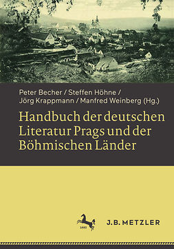 Becher, Peter - Handbuch der deutschen Literatur Prags und der Böhmischen Länder, ebook
