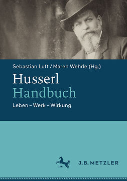 Luft, Sebastian - Husserl-Handbuch, ebook