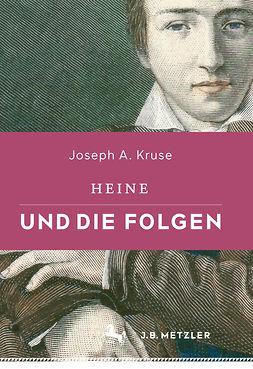 Kruse, Joseph A. - Heine und die Folgen, ebook