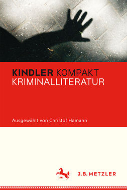 Hamann, Christof - Kindler Kompakt Kriminalliteratur, e-bok