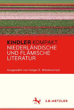 Wiedenstried, Holger E. - Kindler Kompakt Niederländische und Flämische Literatur, e-kirja