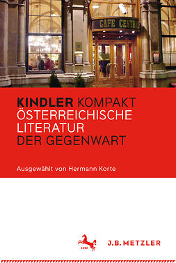 Korte, Hermann - Kindler Kompakt Österreichische Literatur der Gegenwart, e-bok
