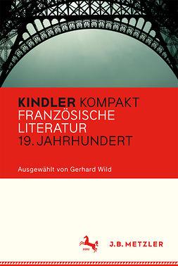 Wild, Gerhard - Kindler Kompakt Französische Literatur 19. Jahrhundert, e-kirja